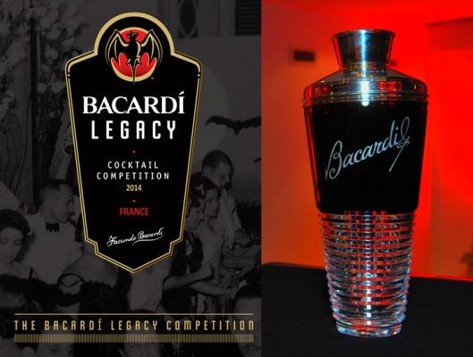 Bacardi Legacy France 2014 : finale au Très Honoré Bar à Paris