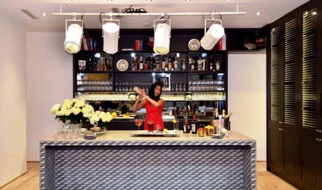 Mei Ho au Bar du 123 Sébastopol // DR
