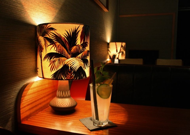 """Cocktail """"Lone Palm"""" // © Page Facebook Lone Palm"""