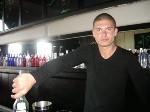 Guillaume Gerbois, bar manager du Murano Oriental Resort Marrakech