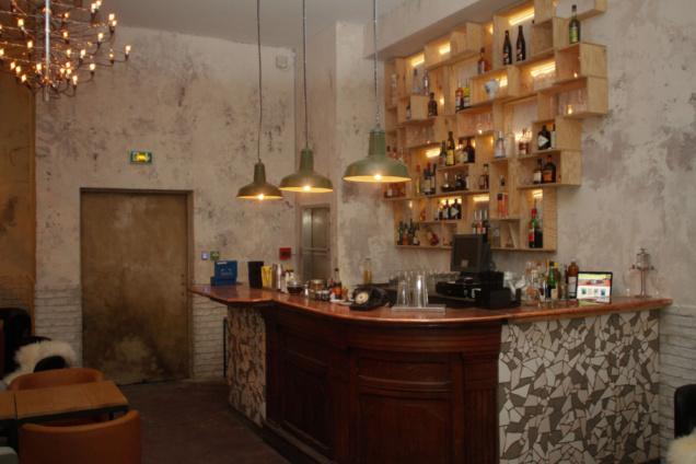 Bar à cocktails // DR