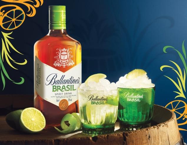 Ballantine's Brasil // DR
