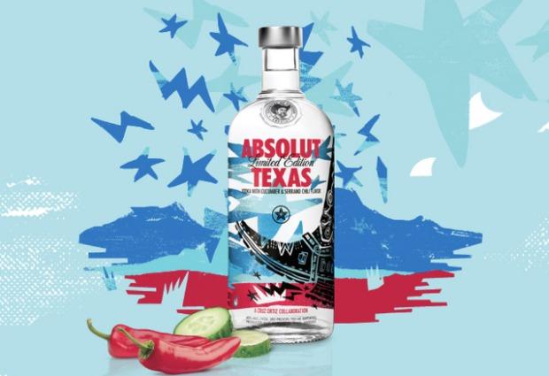 Absolut® Texas