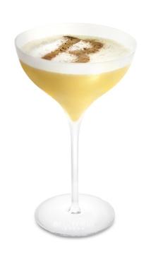 Cocktail Belvedere Sour featuring Lemon