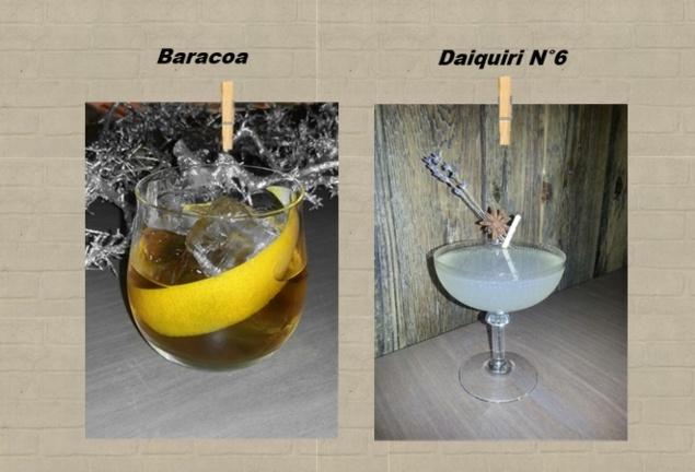 Cocktails par Anthony BERG