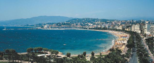 La Villa Schweppes à Cannes