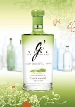 G'Vine, le premier gin à base d'alcool de raisin et de fleur de vigne