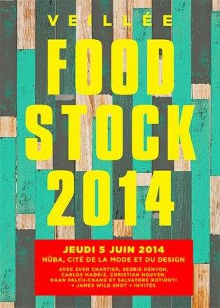 Veillée Foodstock 2014 // DR