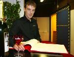 Yannick, barman de stars