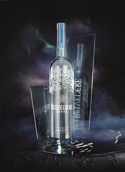 Belvedere Silver Laser // DR