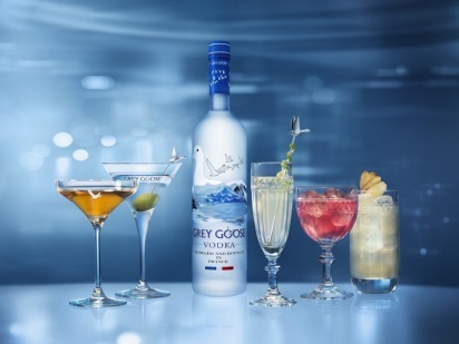 Festival de Cannes : Grey Goose dévoile sa carte de cocktails à la Boulangerie Bleue
