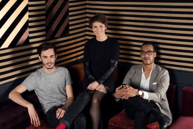 Les Trois Finalistes du Bar Project by Ballantine's // DR
