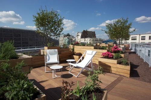 Top des Rooftops u00e0 Paris