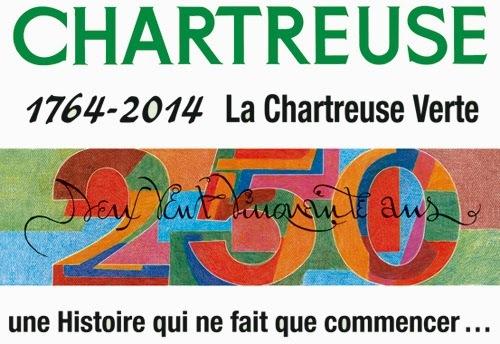 La Chartreuse Verte fête ses 250 ans au Little Red Door