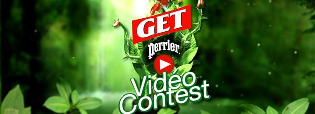 Get Perrier Vidéo Contest