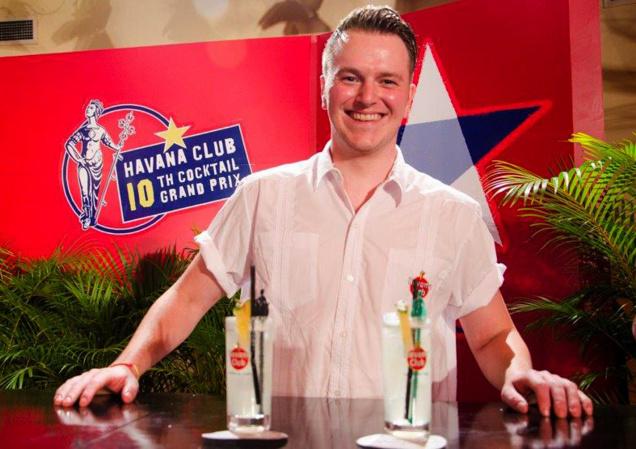 Andy Loudon (UK), vainqueur du Grand Prix Havana Club 2014
