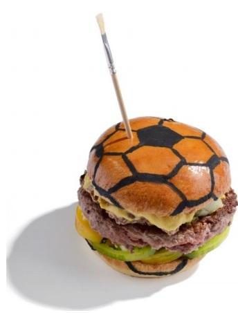 burger « Maracana » // DR
