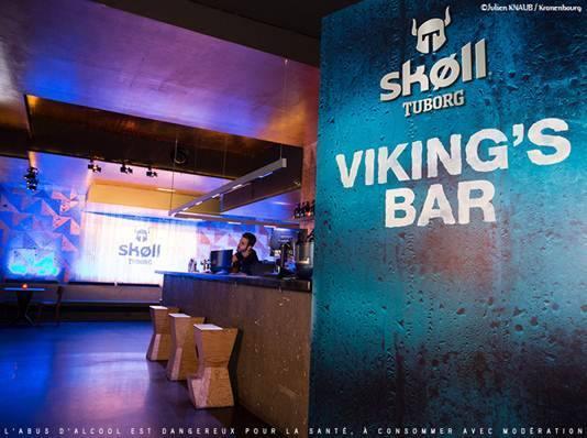 Viking's Bar au Nüba