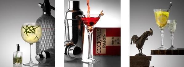 Nouveaux cocktails du Traiteur du Marais