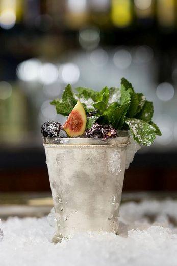 """Cocktail """"Washington Julep"""" // © Park Hyatt Paris-Vendôme"""