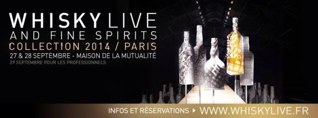 Whisky Live Paris 2014 // DR