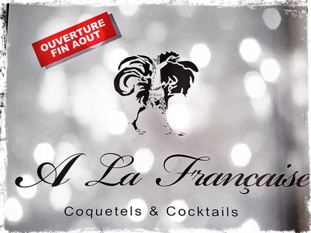 Ouverture du bar A la française