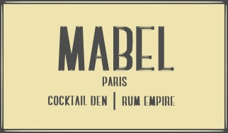 Le Mabel, Cocktail Den & Rum Empire : ouverture le 19 novembre 2014