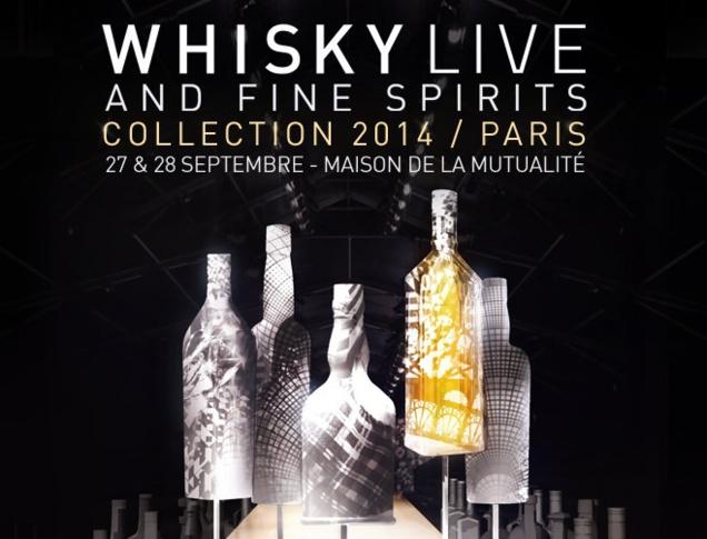 Whisky Live Paris // DR