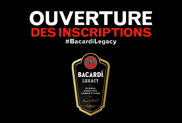Bacardi Legacy Cocktail Competition // DR