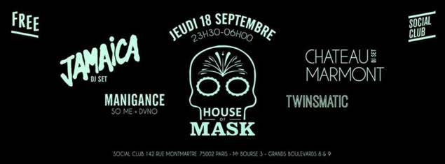 House of Mask // DR