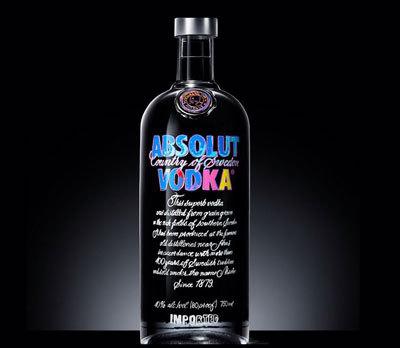 Nouvelle édition limitée Andy Warhol by Absolut Vodka // DR