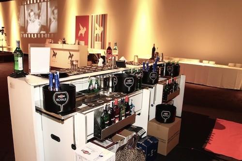 Les deux bars du Martini Contest 2014