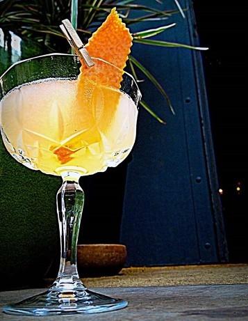 Cocktail Mistinguett à La Conserverie // DR