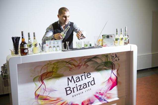 Emile Chaillot, brand ambassadeur Marie Brizard // DR