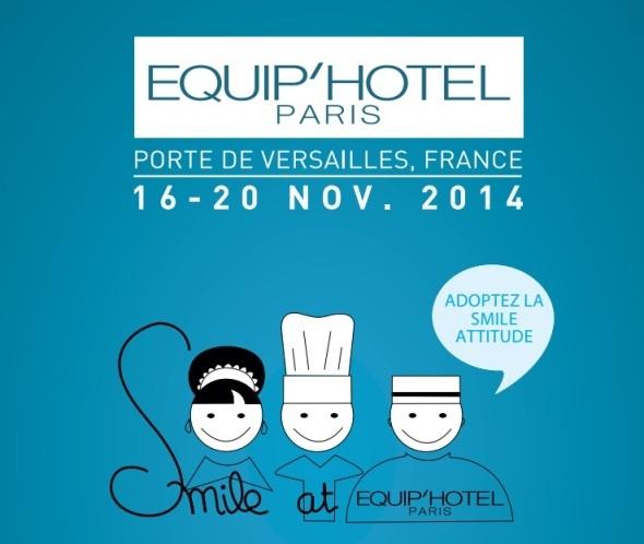 Equip'Hotel Paris 2014 // DR