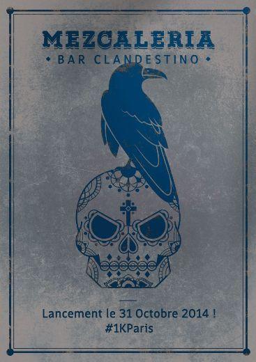 La Mezcaleria : le Bar Clandestino du 1K Paris