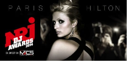 Paris Hilton sera présente aux NRJ DJ Awards 2014