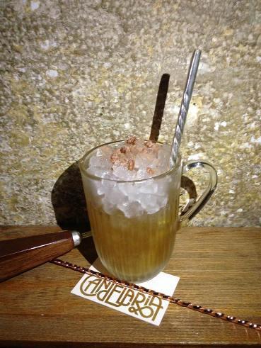 """Cocktail """"Bomba Latina"""" de Pauline le Dily"""