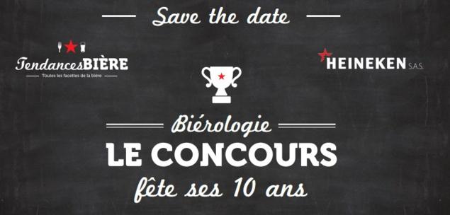 Concours de Biérologie 2015 by Heineken S.A.S