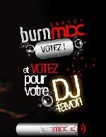 Burn DJ Awards le 16 octobre à Bobino
