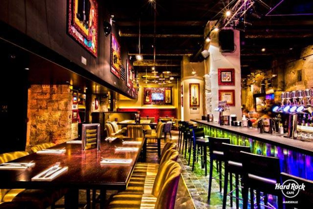Marseille Hard Rock Cafe