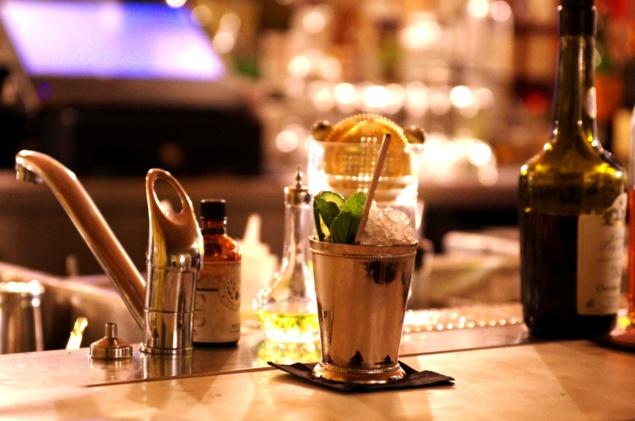 """Cocktail """"La Pomme Sourde"""" // © Infosbar.com"""