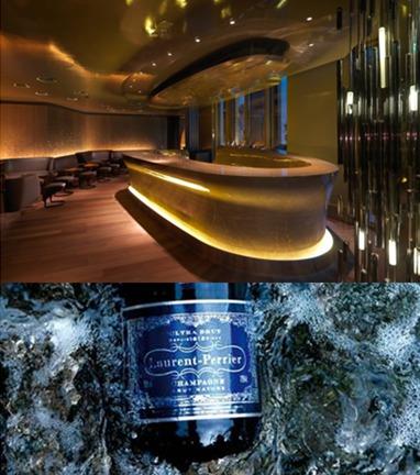 Bar à 8tres du Mandarin Oriental Paris