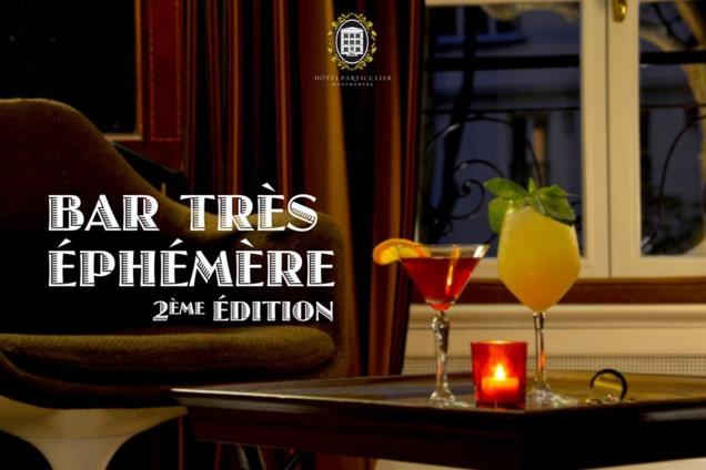Le Bar Très Ephémère de retour // DR