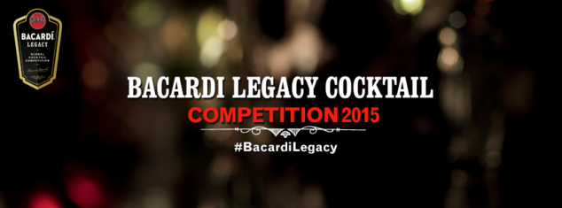 Bacardi Legacy Cocktail Competition 2015