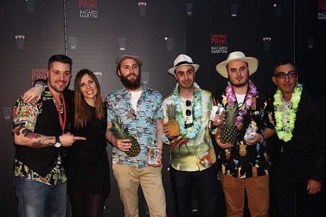 Grand prix bacardi martini 2015 le grand gagnant est for Jerome girard