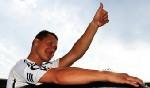 Schumacher ambassadeur d'un spiritueux