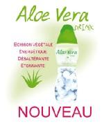 Aloe vera drink, nouveau soft drink vegetal