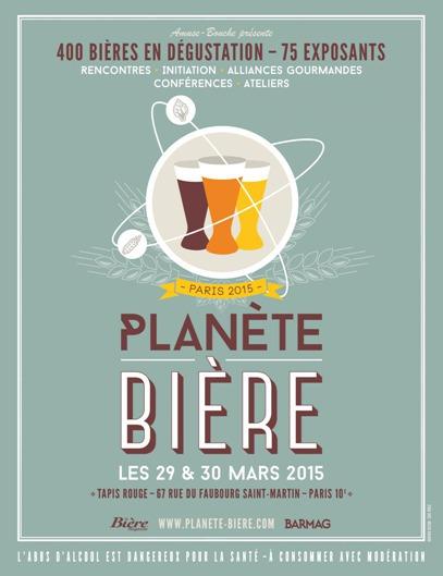 Planète Bière 2015 // DR