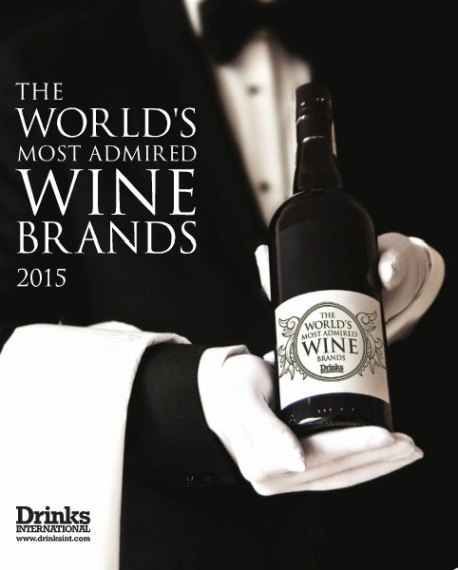 The World's Most Admired Wine Brands 2015